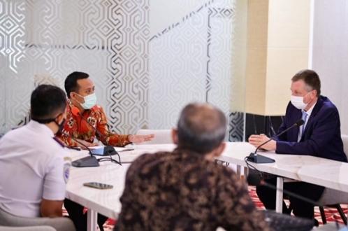 Prokes Tetap Berlaku Untuk Pertemuan Internasional