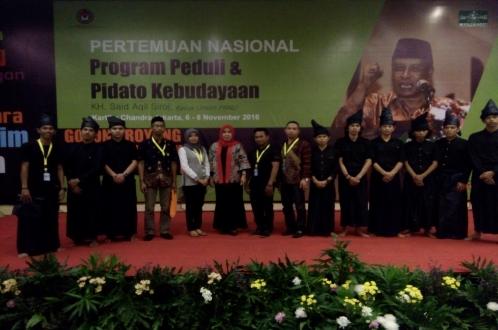 Tari Pabbitte Passapu Kajang Dipentaskan Di Jakarta