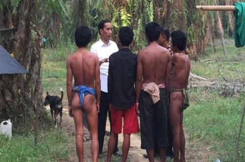 Solusi Penyediaan Rumah untuk Suku Anak Dalam Dikritik Keras
