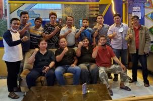 Fredrich : Pimred Ikut Menentukan Profesionalisme Kerja Wartawan