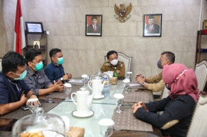 Wali Kota Makassar Dukung Rapid Test 16.000 Petugas KPPS
