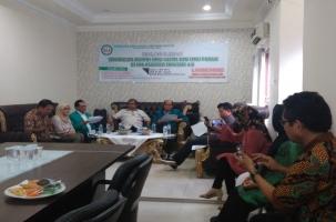 Dialog Tantangan Alumni Fisip UIT di era revolusi 4.0